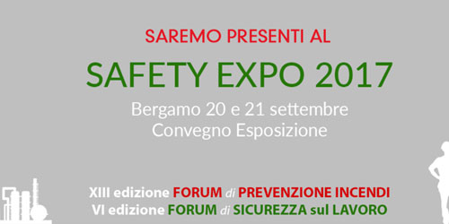Safety Expo 2017: Universo Gold tra i protagonisti